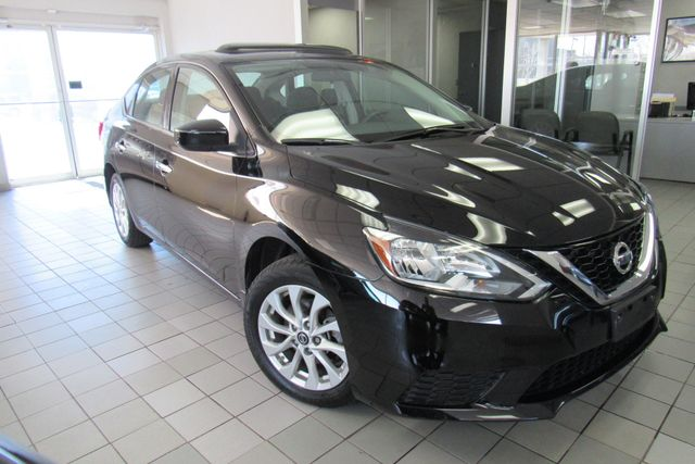2016 Nissan Sentra SV Chicago, Illinois