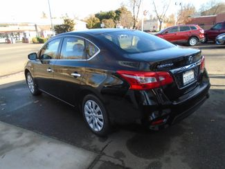 2016 Nissan Sentra S Chico, CA 2