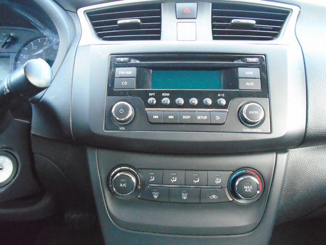 2016 Nissan Sentra S Chico, CA 12