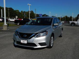 2016 Nissan Sentra S in Dalton, Georgia 30721