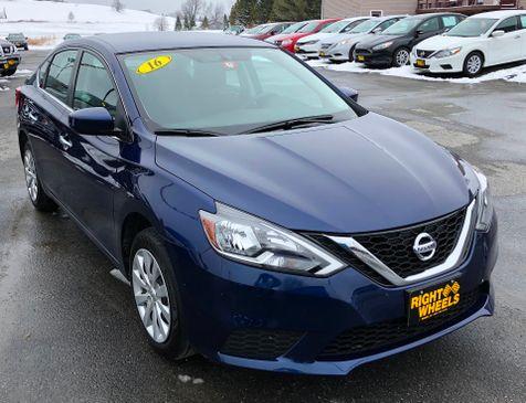 2016 Nissan Sentra SV in Derby, Vermont