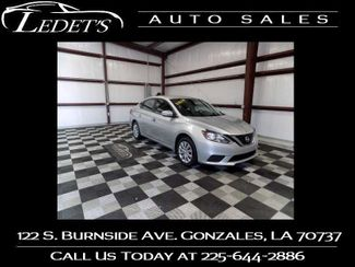 2016 Nissan Sentra SV - Ledet's Auto Sales Gonzales_state_zip in Gonzales