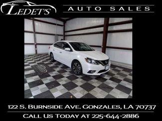 2016 Nissan Sentra SL - Ledet's Auto Sales Gonzales_state_zip in Gonzales