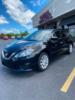 2016 Nissan Sentra SV | Hot Springs, AR | Central Auto Sales in Hot Springs AR