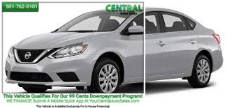 2016 Nissan Sentra S | Hot Springs, AR | Central Auto Sales in Hot Springs AR