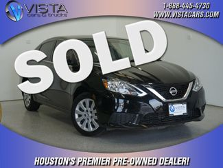 2016 Nissan Sentra S  city Texas  Vista Cars and Trucks  in Houston, Texas