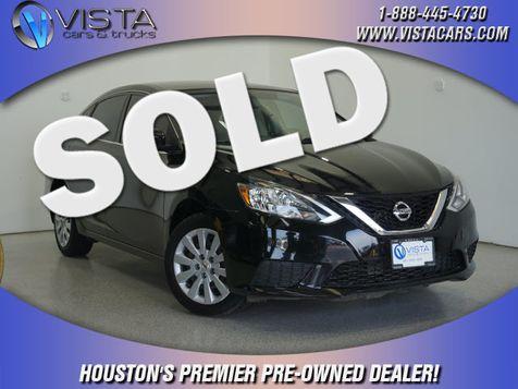 2016 Nissan Sentra S in Houston, Texas