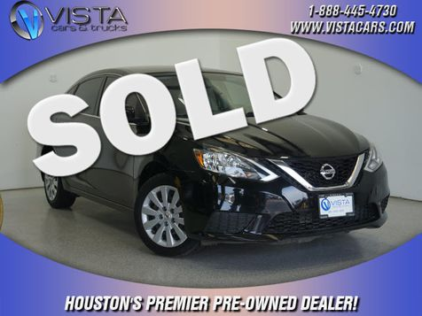 2016 Nissan Sentra S in Houston, Texas