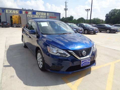 2016 Nissan Sentra S in Houston
