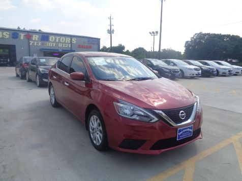 2016 Nissan Sentra SV in Houston