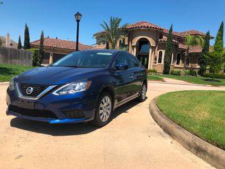 2016 Nissan Sentra S in Houston, TX 77038