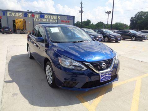2016 Nissan Sentra S in Houston