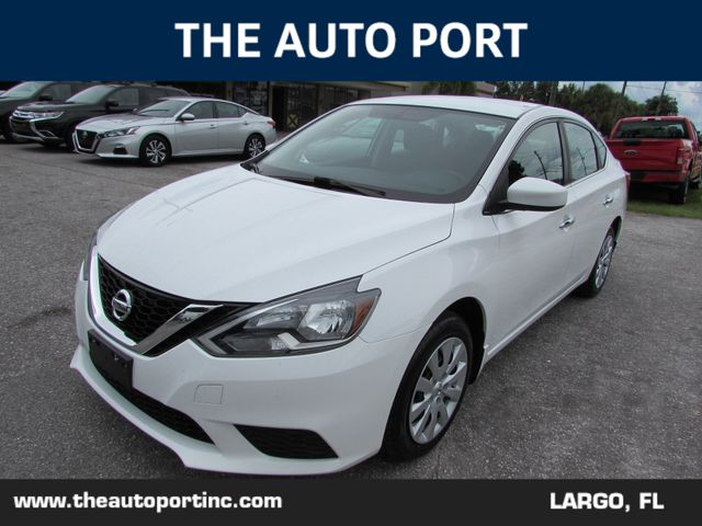 2016 Nissan Sentra S in Largo, Florida 33773