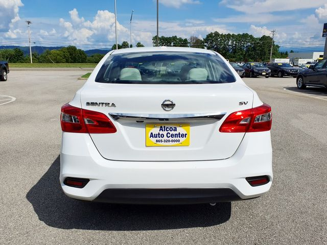 2016 Nissan Sentra SV w/Smart Key in Louisville, TN 37777