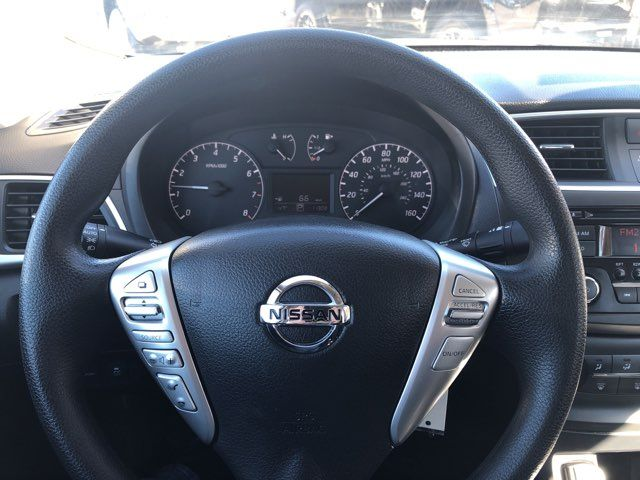 2016 Nissan Sentra S in Marble Falls, TX 78654