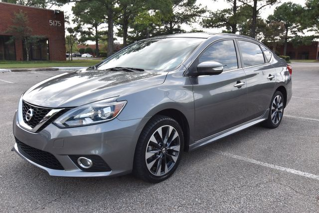 2016 Nissan Sentra SR in Memphis, Tennessee 38128