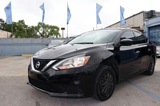 2016 Nissan Sentra S in Miami, FL 33142