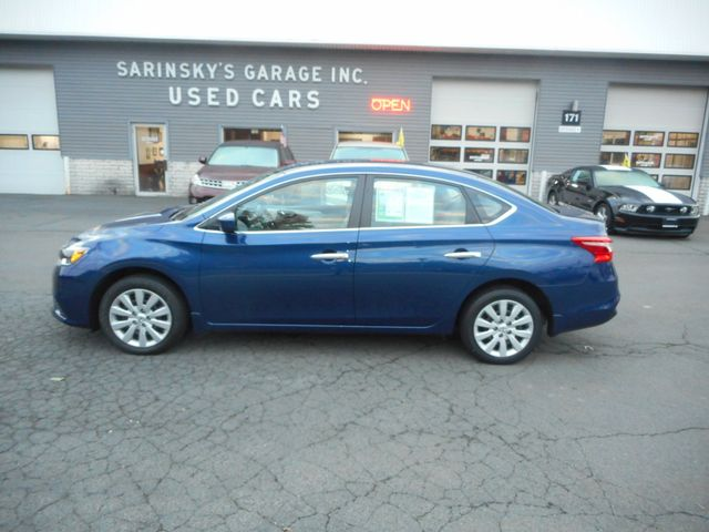 2016 Nissan Sentra S New Windsor, New York