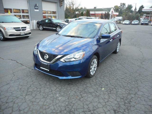 2016 Nissan Sentra S in New Windsor, New York 12553