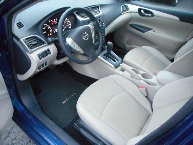 2016 Nissan Sentra S New Windsor, New York 12