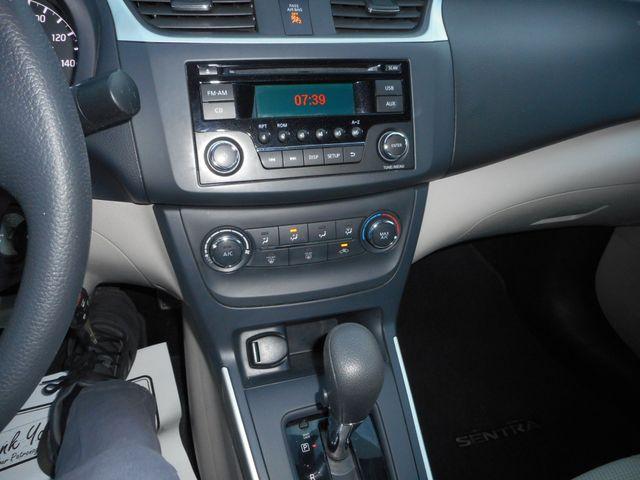 2016 Nissan Sentra S New Windsor, New York 15