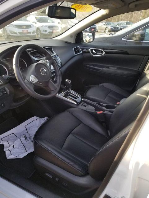 2016 Nissan Sentra SL Newport, VT 2