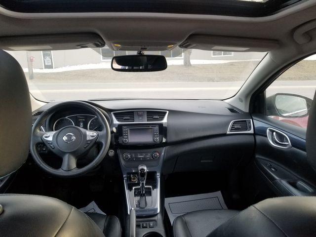 2016 Nissan Sentra SR Newport, VT 2