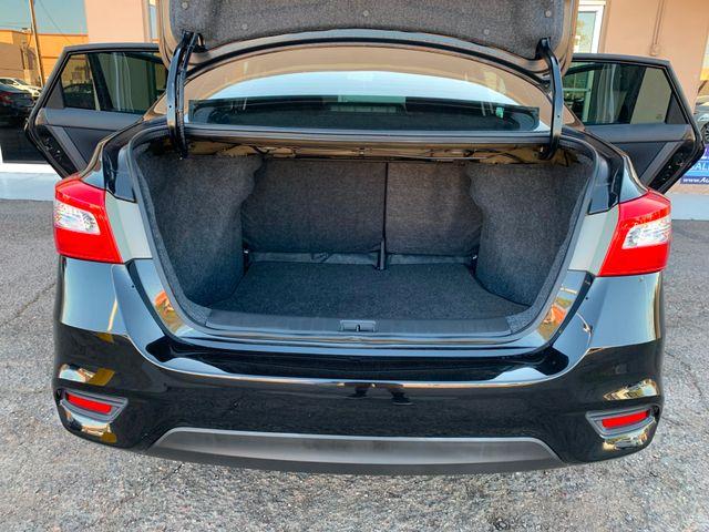 2016 Nissan Sentra S 5 YEAR/60,000 MILE FACTORY POWERTRAIN WARRANTY Mesa, Arizona 11