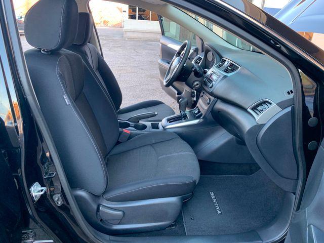 2016 Nissan Sentra S 5 YEAR/60,000 MILE FACTORY POWERTRAIN WARRANTY Mesa, Arizona 13