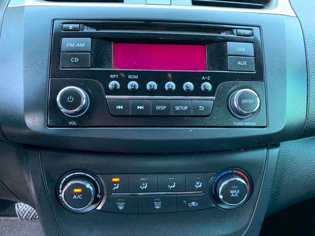 2016 Nissan Sentra S 5 YEAR/60,000 MILE FACTORY POWERTRAIN WARRANTY Mesa, Arizona 17