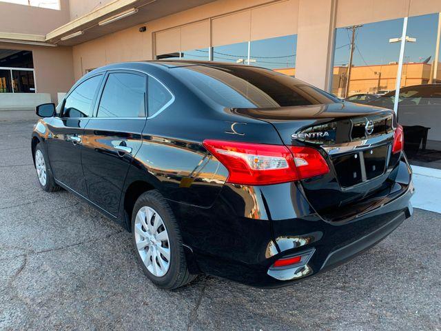 2016 Nissan Sentra S 5 YEAR/60,000 MILE FACTORY POWERTRAIN WARRANTY Mesa, Arizona 2