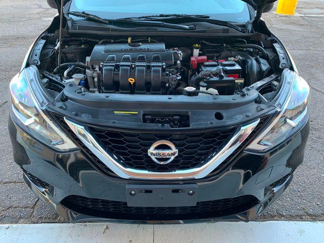 2016 Nissan Sentra S 5 YEAR/60,000 MILE FACTORY POWERTRAIN WARRANTY Mesa, Arizona 8
