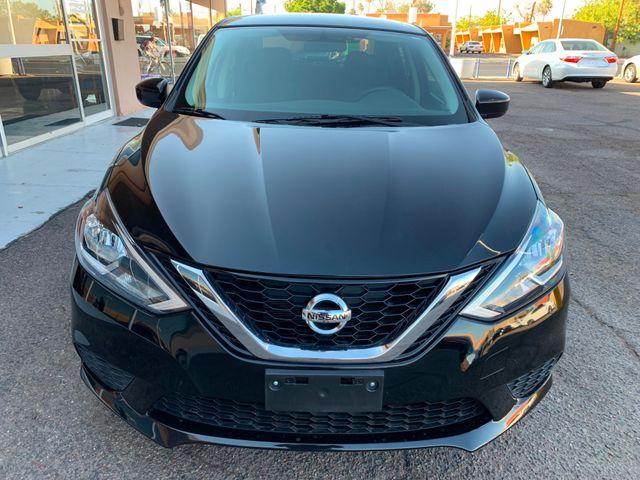 2016 Nissan Sentra S 5 YEAR/60,000 MILE FACTORY POWERTRAIN WARRANTY Mesa, Arizona 7