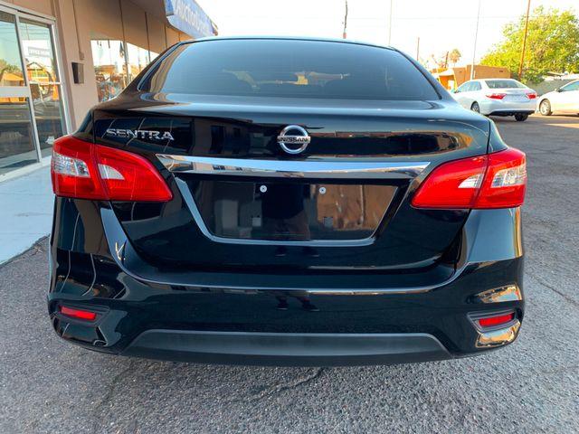 2016 Nissan Sentra S 5 YEAR/60,000 MILE FACTORY POWERTRAIN WARRANTY Mesa, Arizona 3