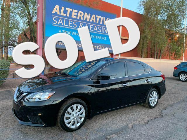 2016 Nissan Sentra S 3 MONTH/3,000 MILE NATIONAL POWERTRAIN WARRANTY Mesa, Arizona