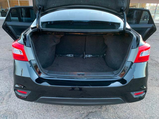 2016 Nissan Sentra S 3 MONTH/3,000 MILE NATIONAL POWERTRAIN WARRANTY Mesa, Arizona 11