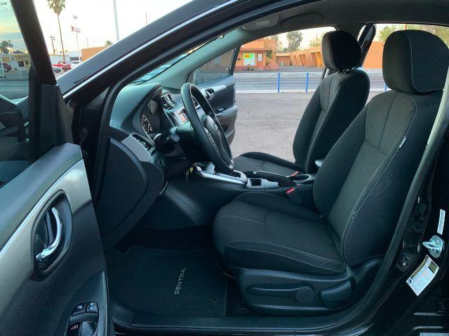 2016 Nissan Sentra S 3 MONTH/3,000 MILE NATIONAL POWERTRAIN WARRANTY Mesa, Arizona 9