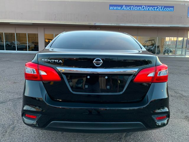 2016 Nissan Sentra S 3 MONTH/3,000 MILE NATIONAL POWERTRAIN WARRANTY Mesa, Arizona 3