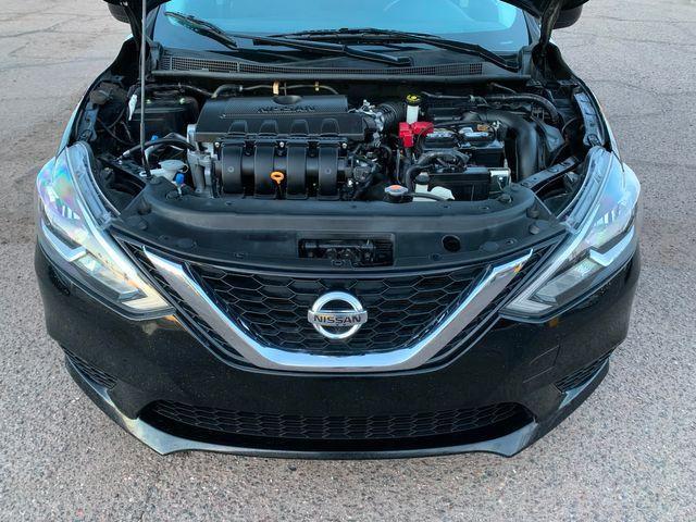 2016 Nissan Sentra S 3 MONTH/3,000 MILE NATIONAL POWERTRAIN WARRANTY Mesa, Arizona 8