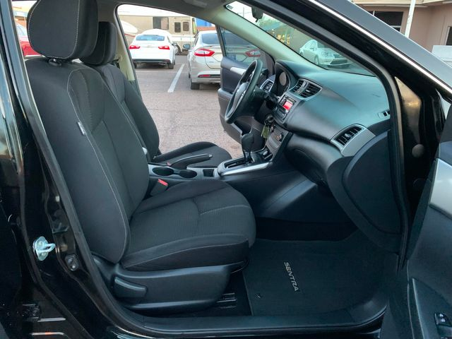 2016 Nissan Sentra S 3 MONTH/3,000 MILE NATIONAL POWERTRAIN WARRANTY Mesa, Arizona 13