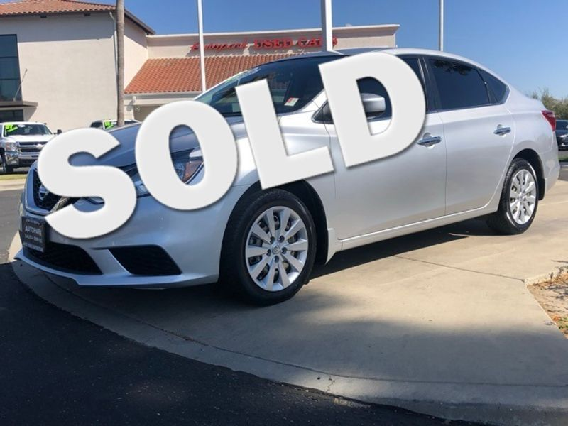 2016 Nissan Sentra S   San Luis Obispo, CA   Auto Park Sales & Service in San Luis Obispo CA