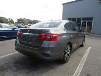 2016 Nissan Sentra SL LEATHER. NAVIGATION. HTD SEATS. BLIND SPOT SEFFNER, Florida 16