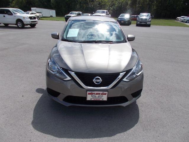 2016 Nissan Sentra SV Shelbyville, TN 7