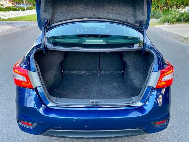 2016 Nissan SENTRA SV 73K MLS 1-OWNER BACK-UP CAMERA SERVICE RECORDS NEW TIRES in Van Nuys, CA 91406