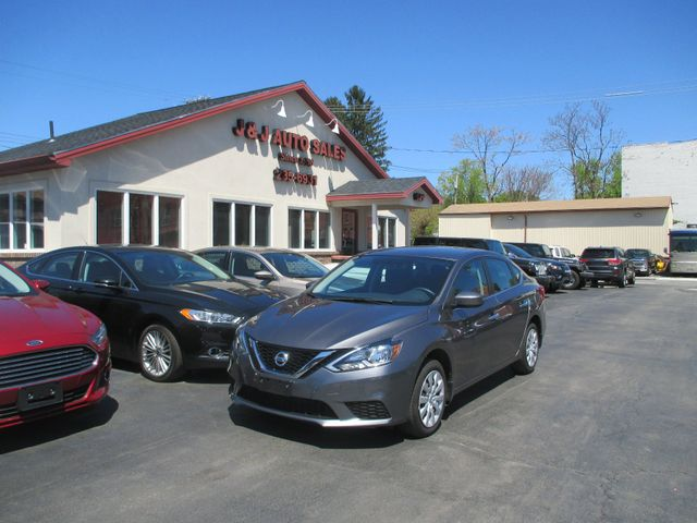 2016 Nissan Sentra SV in Troy, NY 12182