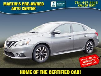 2016 Nissan Sentra SR in Whitman, MA 02382