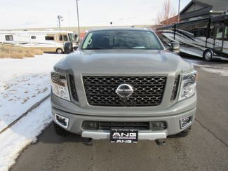 2016 Nissan Titan XD PRO-4X 10K IN ACCESSORIES Bend, Oregon 4