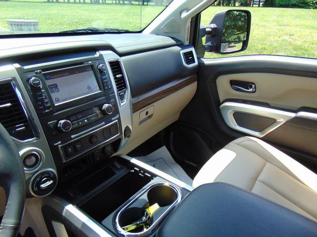 2016 Nissan Titan XD SL Leesburg, Virginia 34