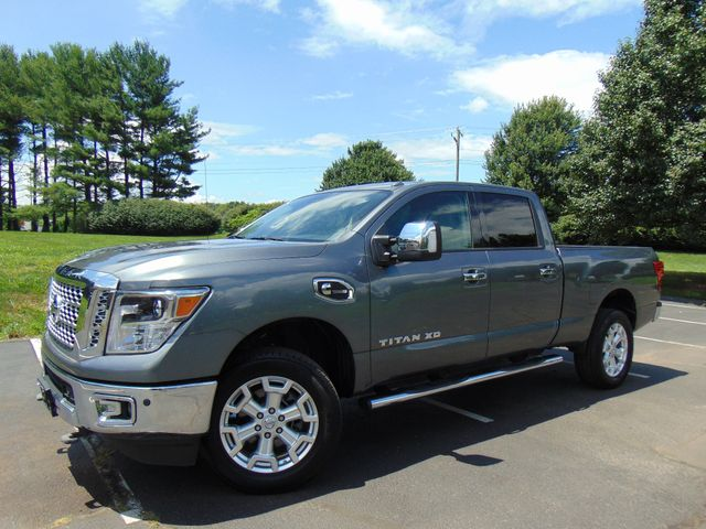 2016 Nissan Titan XD SL in Leesburg Virginia, 20175