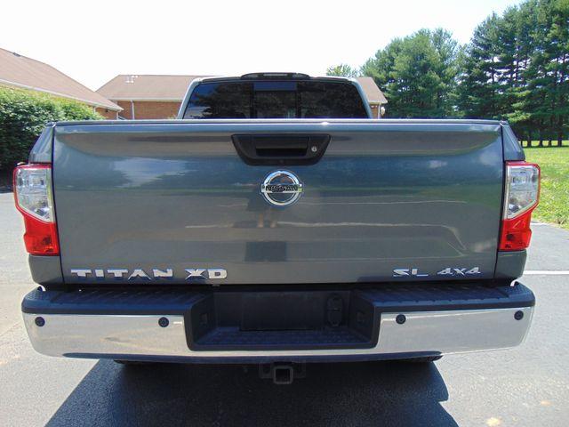 2016 Nissan Titan XD SL Leesburg, Virginia 12